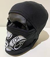 Балаклава сталкер (Stalker) FDR черная, фото 1