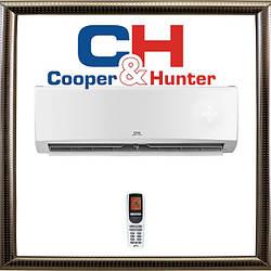 Настенный внутренний блок Cooper&Hunter ALFA INVERTER WI-FI CHML-IW09AANK