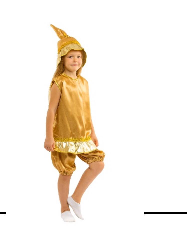 Карнавальный костюм Колокольчик, Звоночек