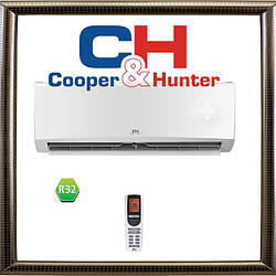 Настенный внутренний блок Cooper&Hunter ALFA INVERTER CHML-IW07AARK