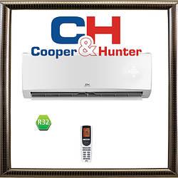 Настенный внутренний блок Cooper&Hunter ALFA INVERTER WI-FI CHML-IW09AARK