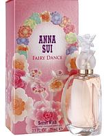 Женская парфюмированная вода Anna Sui Fairy Dance