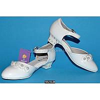 Нарядные туфли Tom.m для девочки 27-32 размер, праздничные туфельки на утренник, 105-10-38
