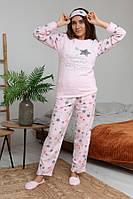 Турецкая теплая пижама для дома и сна Турция, фото 1