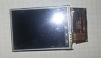 LCD дисплей 8287-0222-5080 REV 1.0 экран с сенсором для китайского телефона