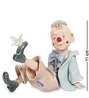 Статуэтка Pavone Клоун с голубем 11 см 1105752