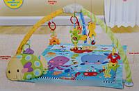 Развивающий коврик Bambi M Водный мир