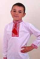 Вышиванка для мальчика вышитая крестиком