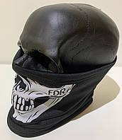 Бафф череп - Skull FDR Черный