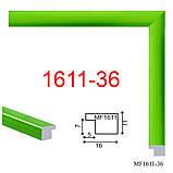 Рамка 25х38 багет 1611 колор, фото 3