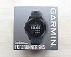 Смарт-годинник Garmin 945 Black, Чорний з Чорним ремінцем, фото 6