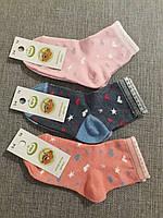Шкарпетки для дівчаток 3-4 роки
