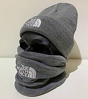 Бафф мужской The North Face - ❄️ Winter ❄️ Серый, фото 1