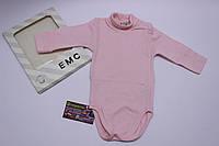Боді - водолазка на флісі для малюків 9 місяців
