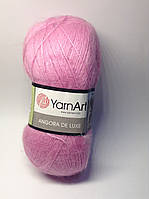 Пряжа Angora de luxe YarnArt ( 70% мохера )