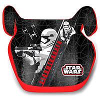 Автокресло подставка бустер - автомобильное сиденье Звездные войны Star Wars  (15-36 кг)