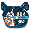 Автокресло подставка бустер - автомобильное сиденье Звездные войны Star Wars BB8  (15-36 кг)