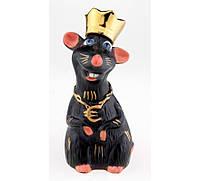 Штоф, набор для спиртного, графин Крыса царь  – символ года 2020