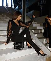 Комбинезон женский нарядный, фото 1