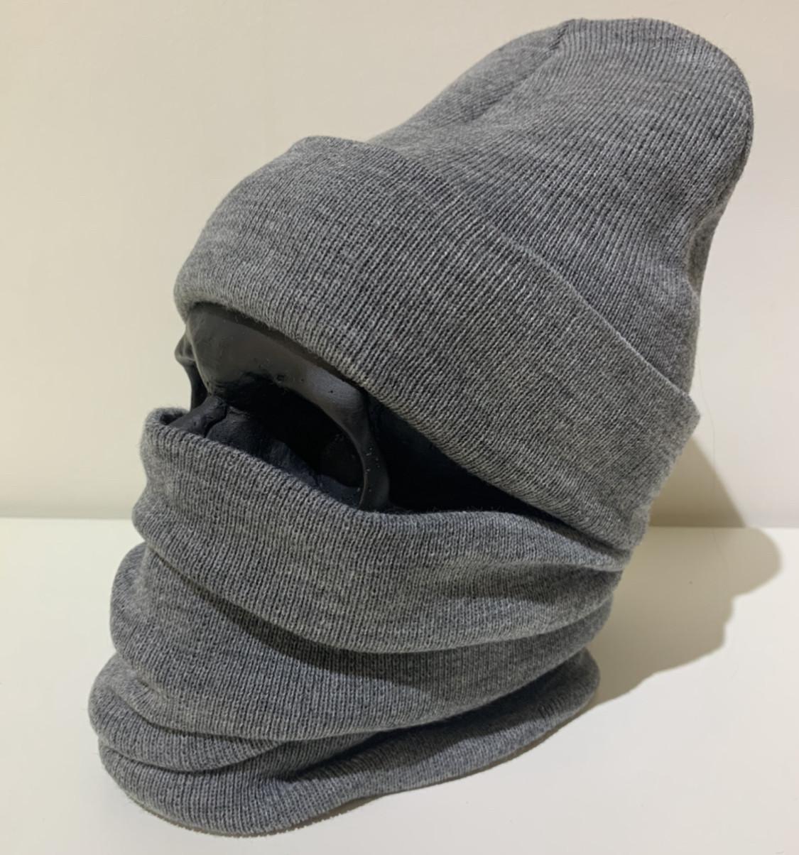 Бафф мужской  - ❄️ Winter ❄️ Серый
