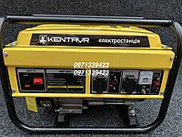 Бензиновый электрогенератор Кентавр КБГ-258 2.8 kW медная обмотка