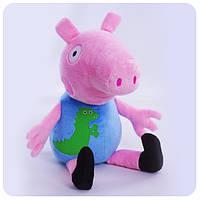 Мягкая игрушка «Свинка Пеппа» - Джордж