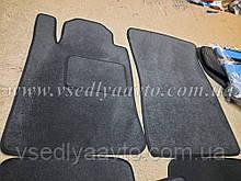 Ворсовые коврики передние PEUGEOT 407