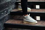 Ботинки зимние мужские South navy ivory, классические зимние ботинки на зиму, фото 2