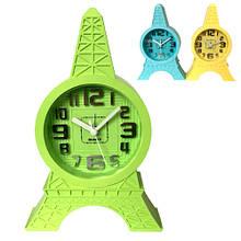 Часы с будильником Эйфелевая башня