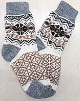 Теплые носки из ангоры