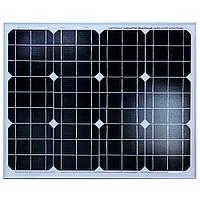 Солнечная панель 50W 18V (S07927)