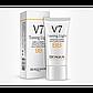 """ВВ крем BioAqua  """"Семь витаминов + гиалуроновая кислота"""". toning light v 7, фото 3"""