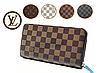 Кошелек Louis Vuitton Клатч Луи Витон портмоне LV (реплика) В различных цветах, фото 4