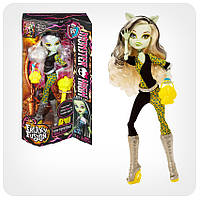 "Кукла Monster High «Фрэнки Штейн» серии ""Чумовое слияние"""