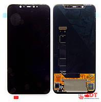 Дисплейный модуль Xiaomi Mi 8 ORIG Black (5000765B)