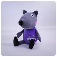 Мягкая игрушка «Свинка Пеппа» - Песик Дэнни
