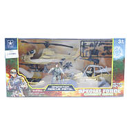 Игровой набор  военный Special Force транспорт 3шт ( 6629A )