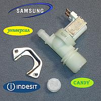 Универсальный клапан залива воды для стиральной машины (1/180°)