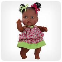 Кукла серии «Пупсы-малыши» - Младенец-девочка мулатка