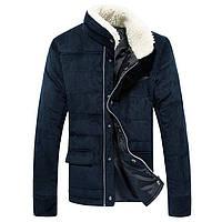 Мужская куртка. Весна-Осень.  Мужская весенний пуховик. Модель М14., фото 1