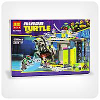 Конструктор Ninja Turtles «Комната мутаций»