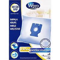 Wpro Ml 130MW Мешки для пылесосов Impala,Krups,Miele,Weltstar. Wpro Ml 130MW
