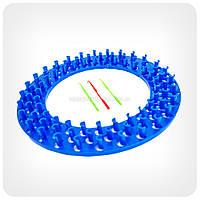 Станок для плетения шапки из резиночек (круговой)
