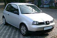 Seat Arosa (2000-2004)