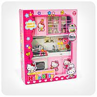 Кухня детская для кукол «Hello Kitty» (розовая)