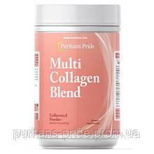 Puritan's Pride Multi Collagen Blend 270g