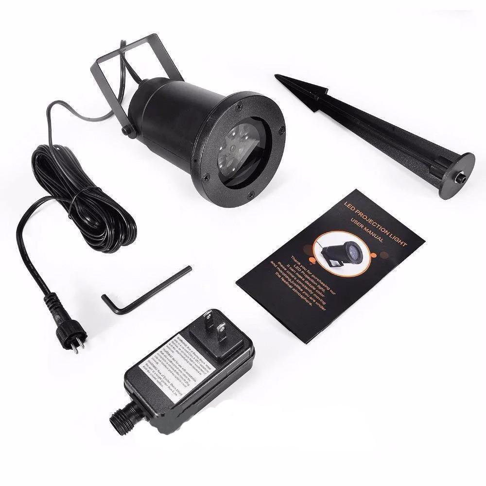 Лазерний проектор Star Shower WHITE Криву № WP1
