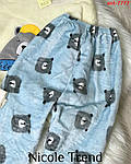 Тепла жіноча піжама, фото 3