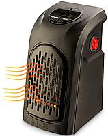 Оригинальный портативный мини обогреватель Handy Heater 400Вт Черный, хенди хитер, тепловентилятор