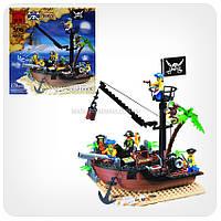 Конструктор «Pirates Series» - Корабль пиратов (178 деталей)